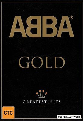 Abba - Gold - Greatest Hits (DVD, 2003)  s253
