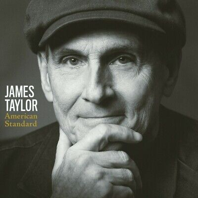 *PREORDER* JAMES TAYLOR American Standard CD 2020 NEW 2/28/20 FREE SHIPPING