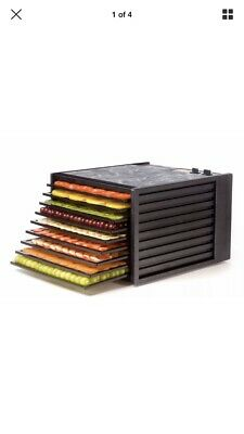 Excalibur 9 Tray Dehydrator with Timer & 9 x Non Stick Sheets