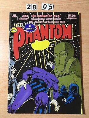 Frew Phantom Comic # 1244 From 1999. 100 Page Special. 3 x Stories. VG