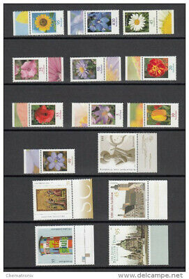Alemania / Germany - Lot of 63 stamps - ** MNH - Year 2005