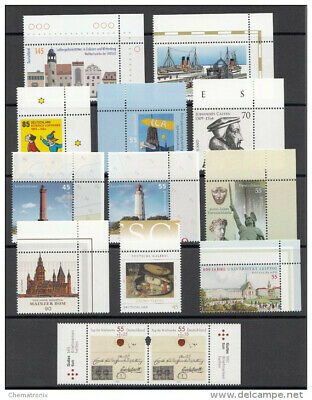 Alemania / Germany - Lot of 52 stamps - ** MNH - Year 2009