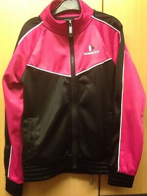 Girls Donnay Tracksuit-9/10 Yrs