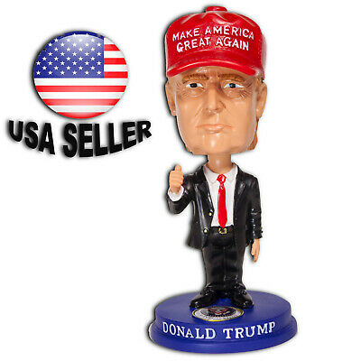 Maga President Donald Trump  Bobblehead Make America Great Again