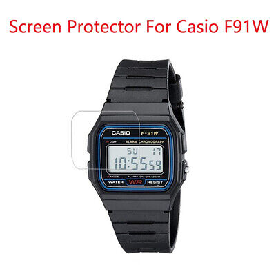 -Casio F91W-1D F-91W-1 Digital Watch Brand New & 100% Authentic NM