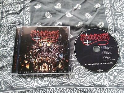Revelations of Oblivion by Possessed CD