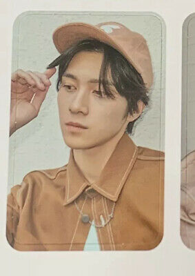 Hendery Official Photocard Wayv Street 2020 SEASON'S GREETINGS Nct Photo Card Sm