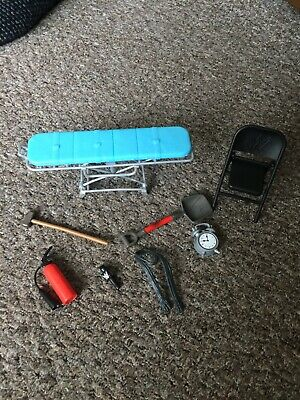 wwe Stretcher And Accessories