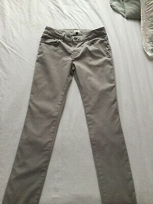 Armani Jeans Designer Junior Jeans Great Colour Grey Great Condition Great Price