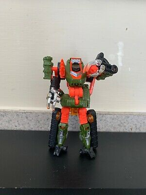 Transformers Beast Machines Scavenger Complete