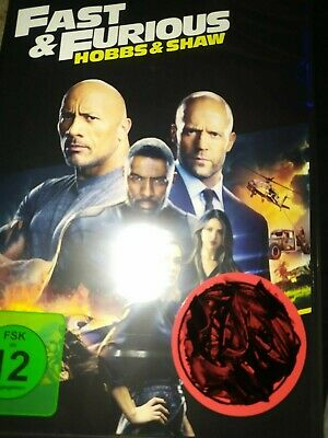 Fast & Furious – Hobbs & Shaw auf DVD in OVP