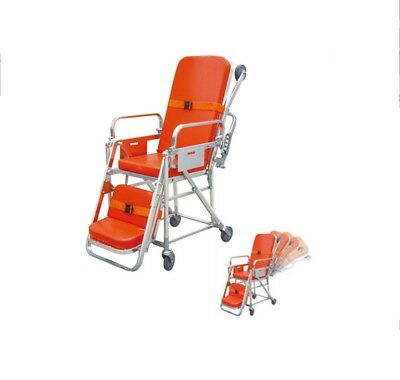 Stair Stretcher Ambulance Wheel Chair Equipment Emergency 191-MAYDAY