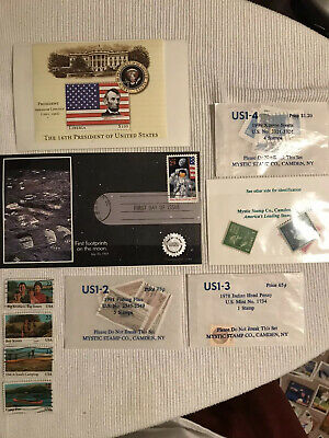 Rare Limited Addition Collectors Series Stamps