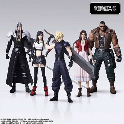 Final Fantasy VII Remake Trading Arts Square Enix Figure 1 out of 5 Random JP