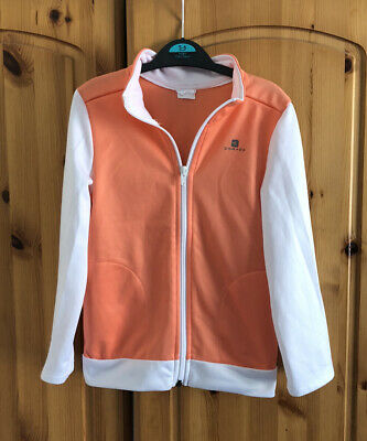 "Girls Sports Jacket Jumper - Age 5-6 Years - 24"" Chest (2)"