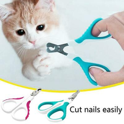 1Pc Pet Nail Claw Cutter Stainless Steel Grooming Scissors Cat Dog Nail Trimmer