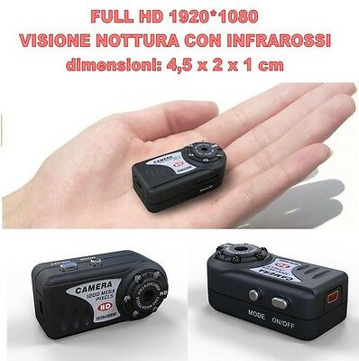 Mini Dv MD80 Full HD 1920 1080 Night Vision Micro Camera Spy Cam 12 Mpixel
