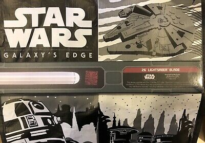 "Star Wars Galaxy's Edge 26"" Lightsaber Blade for Legacy Hilt NEW & SEALED"