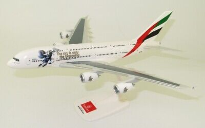 Emirates Airbus A380 'the sky is only the beginning' PPC 1:250 Scale Model