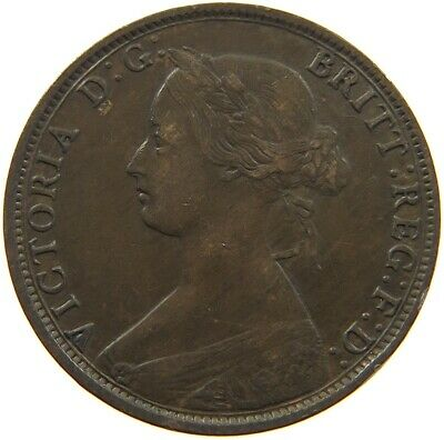CANADA LARGE CENT 1861 NOVA SCOTIA #s7 233