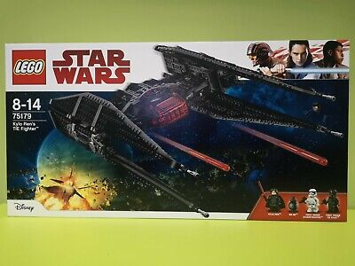 Lego 75179 Star Wars Kylo Ren´s Tie Fighter Nuevo Original