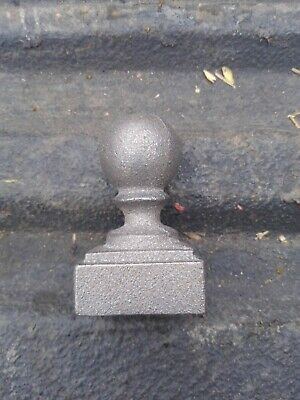 Round Stair Parts Baluster Metal post cap FAST DELIVERY Wrought Railing medium