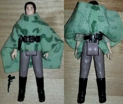 Vintage Star Wars Princess Leia Endor Poncho Kenner 1983 Return of the Jedi belt