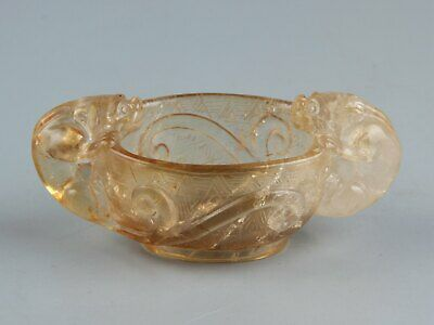 Chinese Exquisite Handmade crystal cup