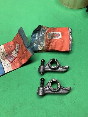 Lot Of 2 NOS Morris Mini Rocker Arm BMC 2A964