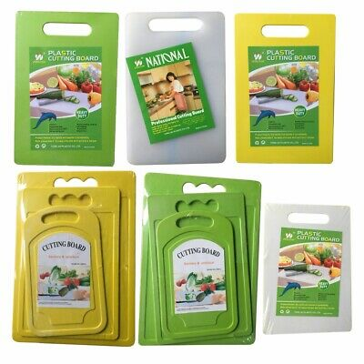 Professional Catering Chopping Boards Kitchen Food Cutting Boards Serving Boards