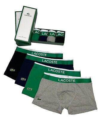 Lacoste Underwear Men cotton boxers Calvin Klein briefs Tommy cK giftbox stretch