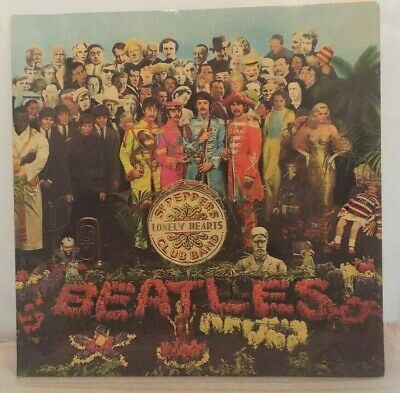 BEATLES ~ Sgt; Peppers Lonely Hearts Club Band  (VNM Condition) (P)1967 PCS 7027