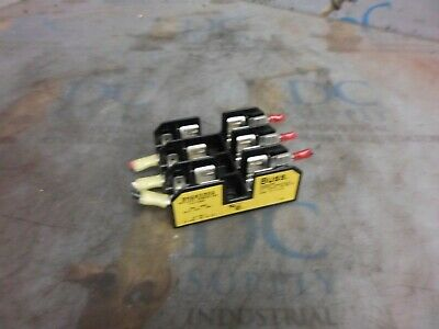 Buss Bm6033Sq 3 Pole 30 A 600 V Fuse Holder