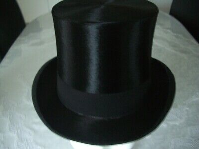 Antik Silk Top Hats  6 5/8  (54)