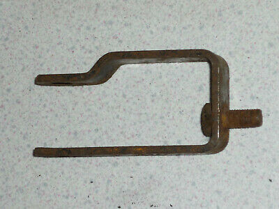 Vintage Triumph unit mounting bracket (? T00 side panel support).