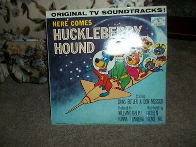 Colpix(Here Comes Huckleberry Hound)Record('58)
