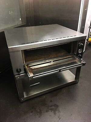 Lincat Pizza Oven Po 430 Single Deck With Stand
