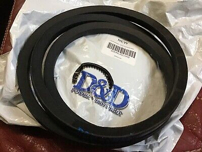 D/&D PowerDrive B66//03 Banded Belt  21//32 x 69in OC  3 Band