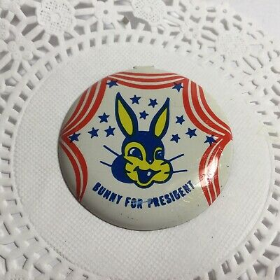 Help Crippled Children Vintage 1958 Bugs Bunny Advertising Fundraising Button