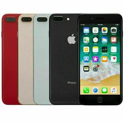Apple iPhone 8 Smartphone Factory Unlocked 64GB 256GB Space Gray Gold Red Silver