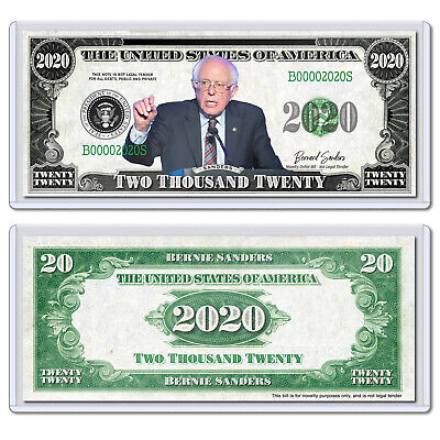 US Marines since 1775 Novelty Dollar Bill comes in a Free Soft Polly Sleeve