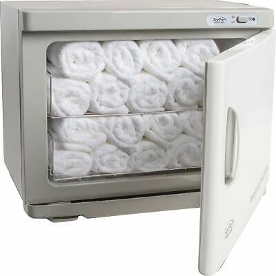 ForPro Premium Hot Towel Warmer with UV Sterilization 24 Towel Capacity