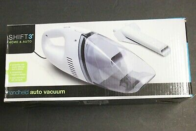 Shift3 12V Handheld Home Auto Vacuum