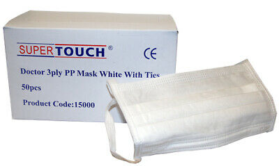 Disposable Surgical  Face Mask (Box 50 )