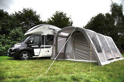 240MM HIGH VANGO AIRHUB HEXAWAY TALL DRIVE AWAY AWNING 2018 FOR CAMPERS 185MM