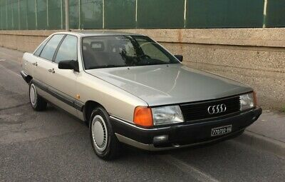 Audi 100 1.9 CD 1984 (C3)  km.94000 ORIGINAL RARE TOP!