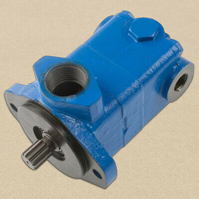 Power Steering Pump - V10-F V10F Style - Replaces Vikers V10F1P6P38C6G20