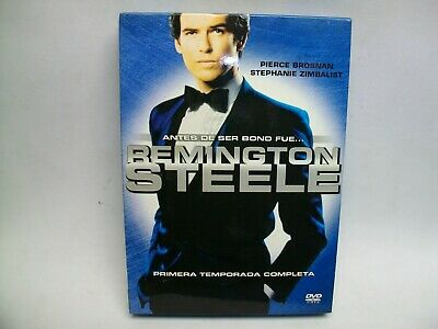 REMINGTON STEELE PRIMERA TEMPORADA COMPLETA PACK en DVD