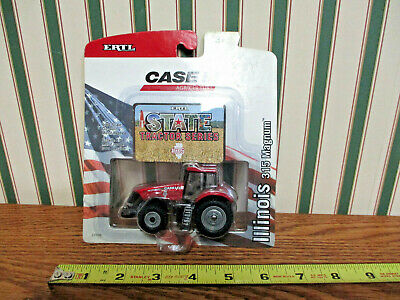Case IH 315 Magnum State Series #35 Illinois By Ertl 1/64th Scale