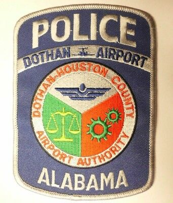 CHARLESTON COUNTY SOUTH CAROLINA SC Aviation Authority AIRPORT POLICE PATCH